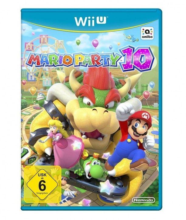 Nintendo Wii U Spiel - Mario Party 10