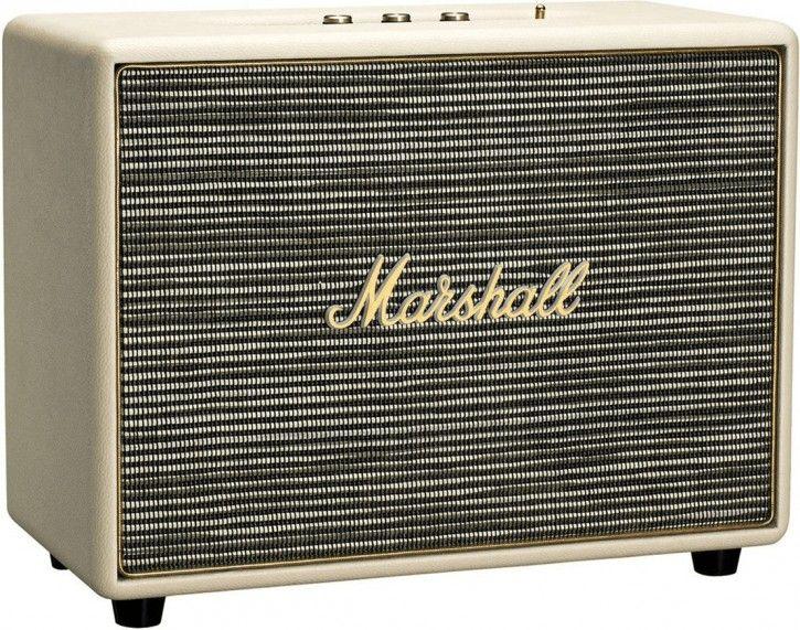 Marshall Woburn Bluetooth Lautsprecher  Creme
