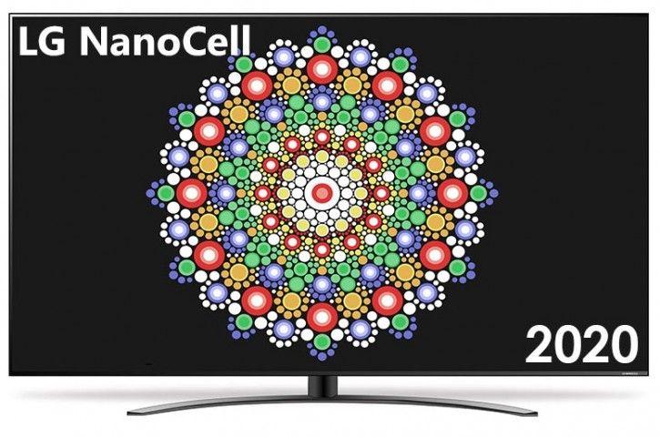 LG 65NANO816NA 164 cm 65 Zoll NanoCell Fernseher Smart TV