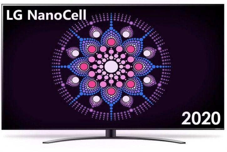 LG 55NANO796NE 139 cm 55 Zoll NanoCell Fernseher Smart TV