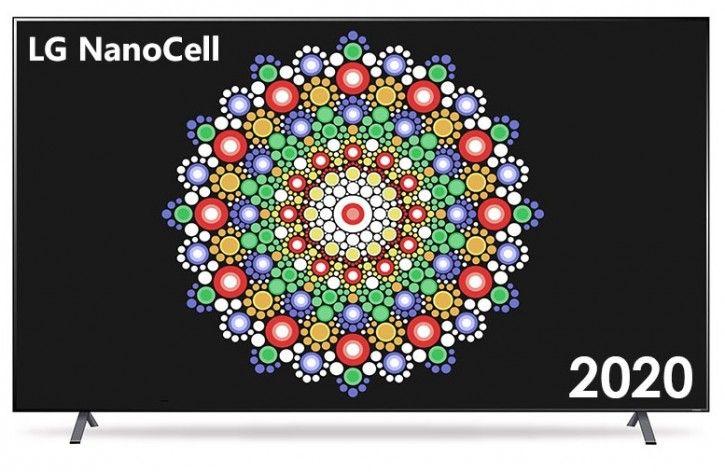 LG 86NANO903NA 217 cm 86 Zoll NanoCell Fernseher Smart TV