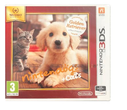 Nintendogs + Cats Spiel für Nintendo 3DS