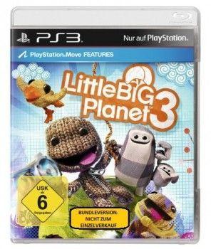 PS3 Spiel - Little Big Planet 3