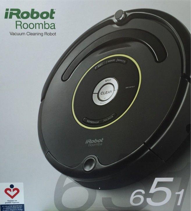 iRobot Roomba 651 Staubsaugerroboter