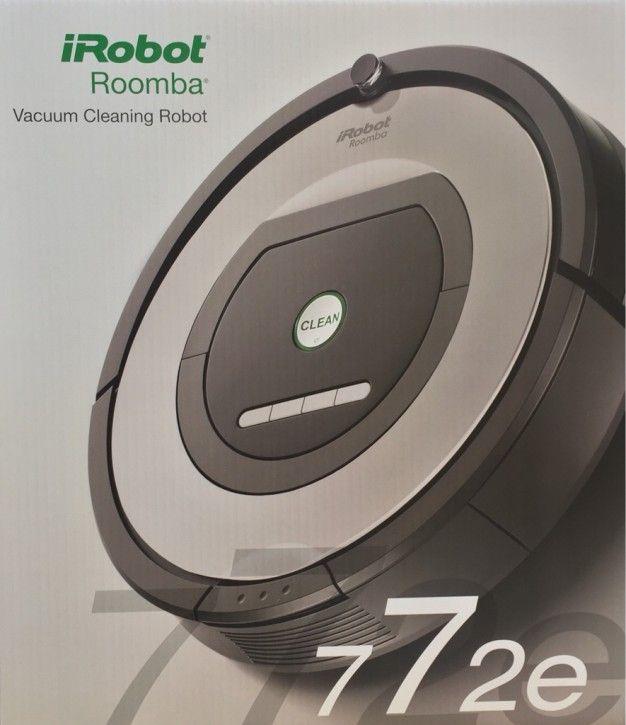 iRobot Roomba 772e Staubsaugerroboter