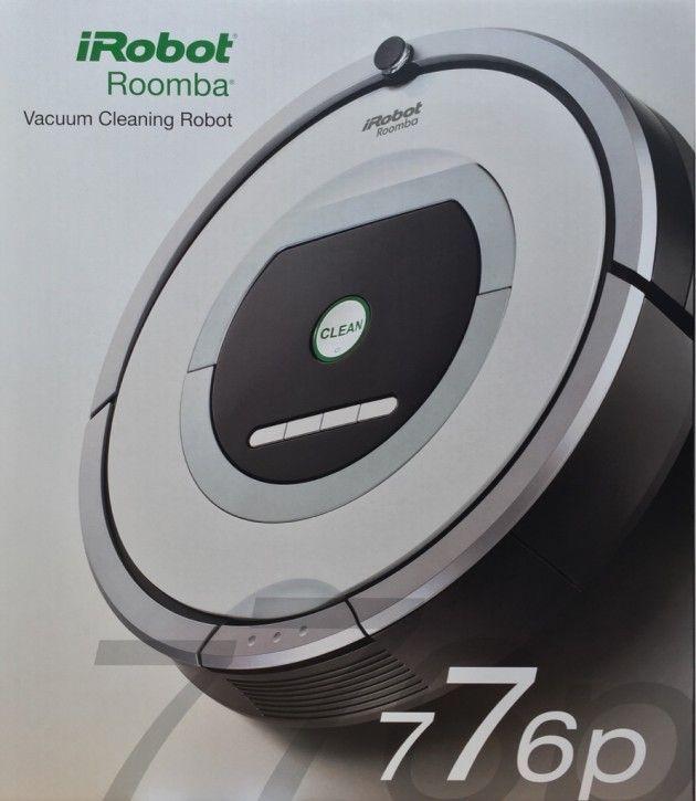 iRobot Roomba 776p Staubsaugerroboter