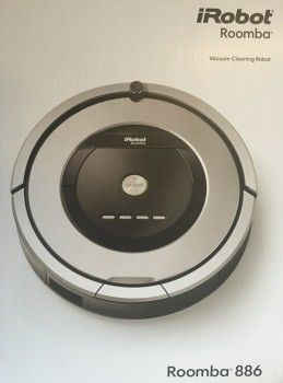 iRobot Roomba 886 Staubsaugerroboter