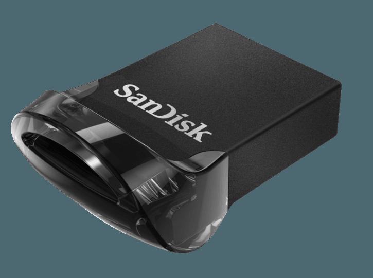 Aufnahmestick SanDisk Ultra Fit 32 GB ; USB 3.1