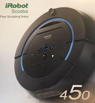 iRobot Scooba 450 Nasswisch-Roboter