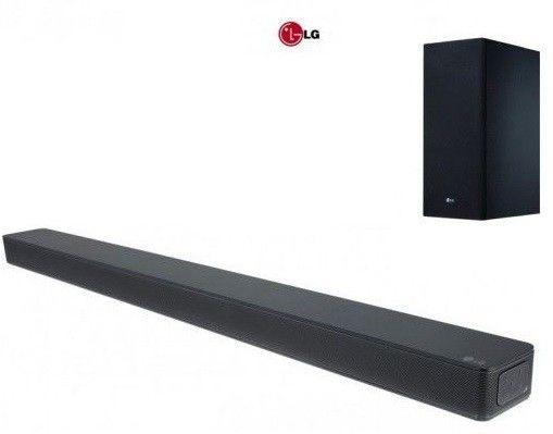 LG SK6, Lautsprecher schwarz, Chromecast, WLAN, Bluetooth