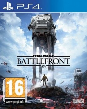 PS4 Spiel - Star Wars Battlefront