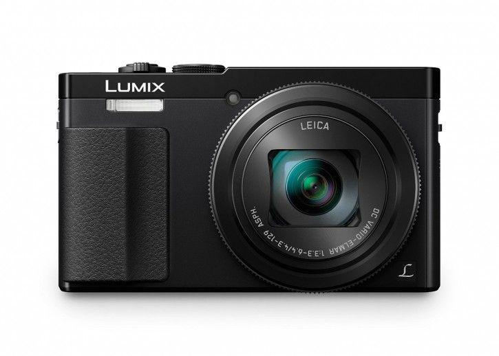 Panasonic Lumix DMC-TZ71 DMC-TZ70, schwarz