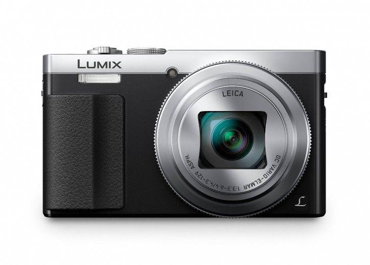 Panasonic Lumix DMC-TZ71 silber