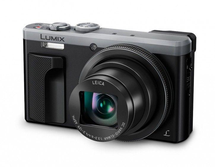 Panasonic Lumix DMC-TZ81 DMC-TZ80 silber