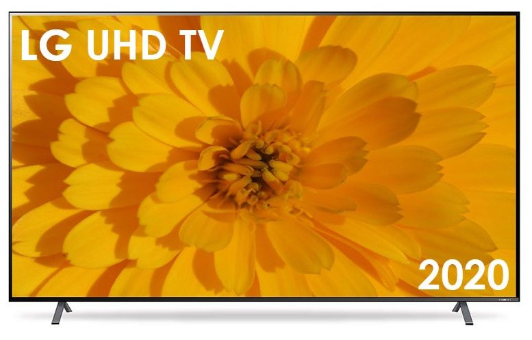 LG 75UN85006LA 75 Zoll 4K Smart TV Modell 2020 (B-Ware)
