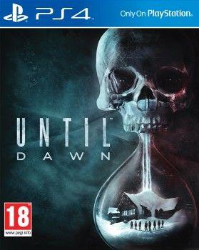 PS4 Spiel - Until Dawn Uncut PEGI