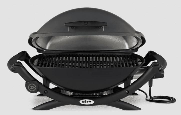 Weber Q 2400 Dark Grey