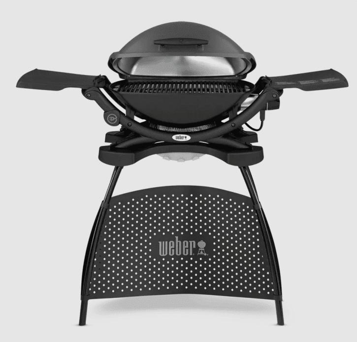 Weber Q 2400 Stand Dark Grey