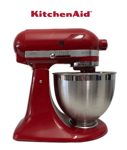 KitchenAid Artisan 5KSM185PSEER empire-rot
