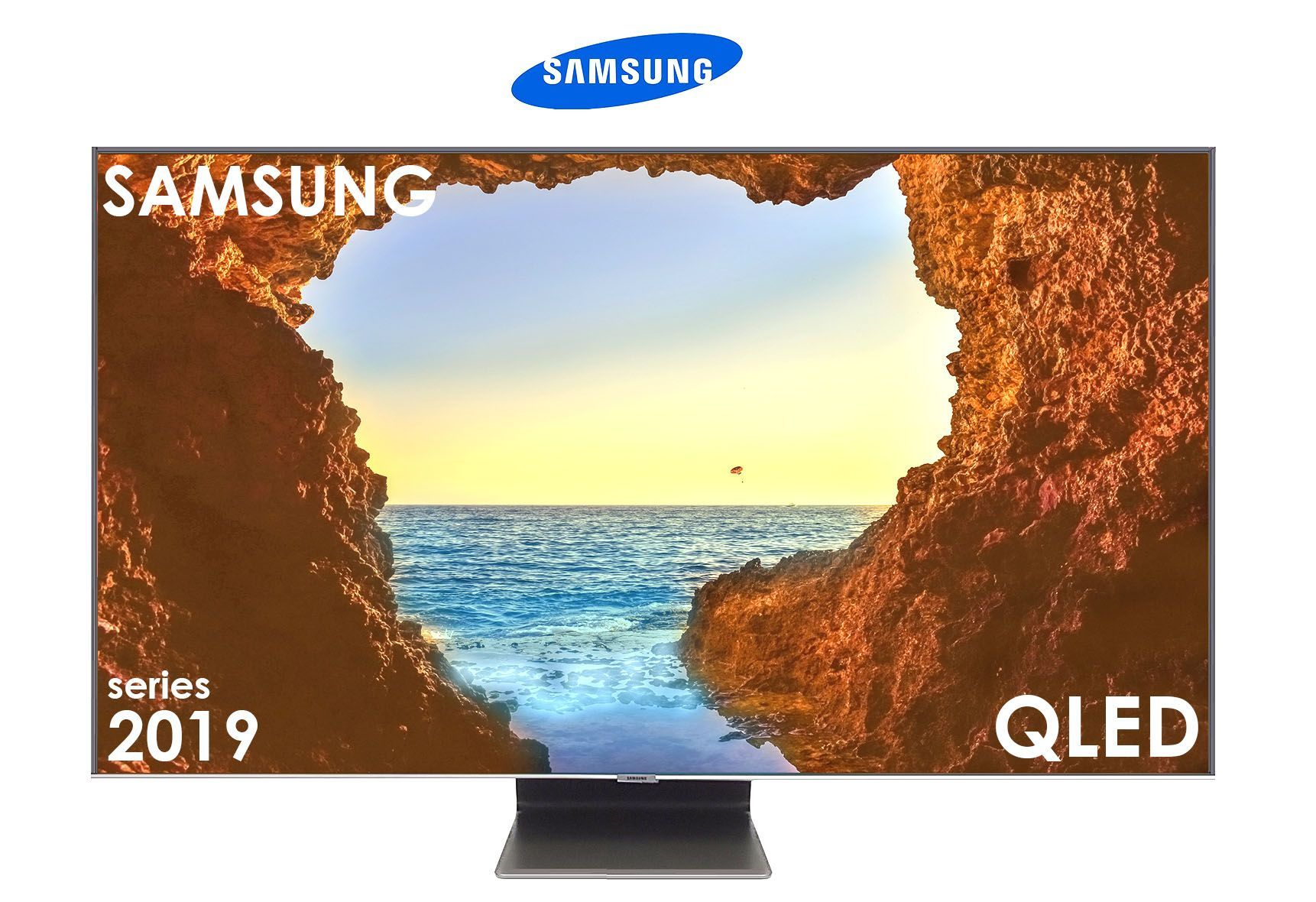 Samsung Qled 75q90r 75 Zoll 4k Uhd Smart Tv