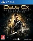 PS4 Spiel - Deus Ex: Mankind Divided