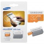 32GB micro SD SDHC Speicherkarte Samsung EVO Class 10