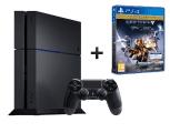 Sony Playstation 4 500GB Bundle inkl. Destiny - The Taken King
