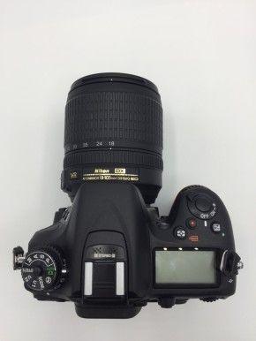 Nikon D7100 Kit inkl. 18-105 mm VR Objektiv