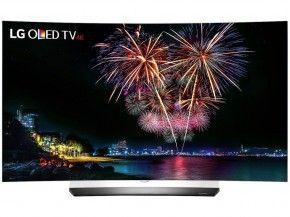 LG OLED65C6V OLED UHD 4K, 3D Curved TV