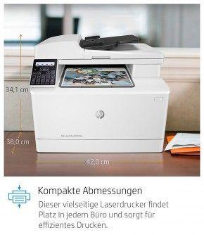 Hewlett-Packard HP Color LaserJet M181fw (T6B71A)