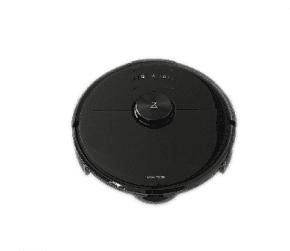 Xiaomi Saugroboter Roborock S6 MaxV, schwarz, Ladestation, Wischfunktion, Laufzeit 180 Minuten