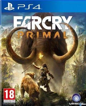 PS4 Spiel - Far Cry Primal - 100% Uncut