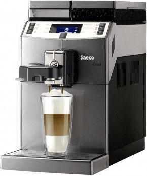 Saeco Lirika One Touch Cappuccino Titan RI9851/01