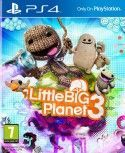 PS4 Spiel - Little Big Planet 3