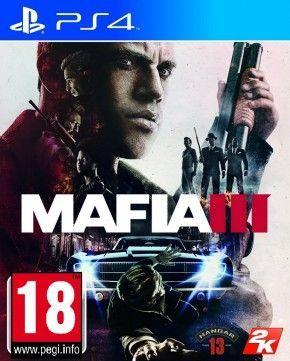 PS4 Spiel - Mafia III inkl. Pre Order Bonus