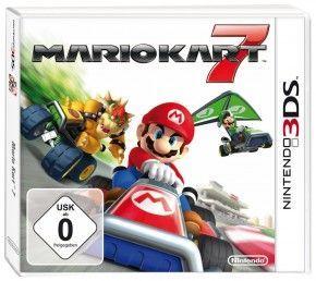 3DS Spiel - Mario Kart 7