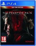 PS4 Spiel - Metal Gear Solid 5: The Phantom Pain