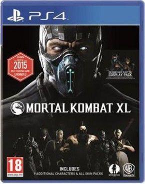 PS4 Spiel - Mortal Kombat XL