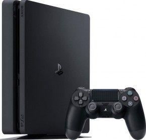 Sony PlayStation 4 (PS4) Slim 1TB + 2 Controller (v2)