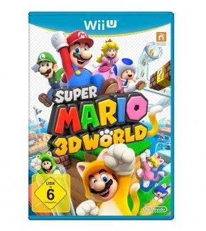 Nintendo Wii U Spiel - Super Mario 3D World