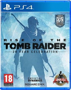 PS4 Spiel - Rise of the Tomb Raider: 20-jähriges Jubiläum