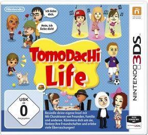 3DS Spiel -  Tomodachi Life