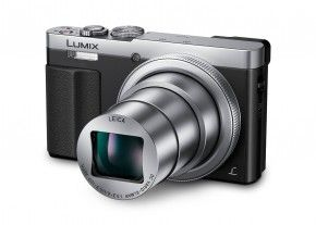 Panasonic Lumix DMC-TZ71 DMC-TZ70 silber